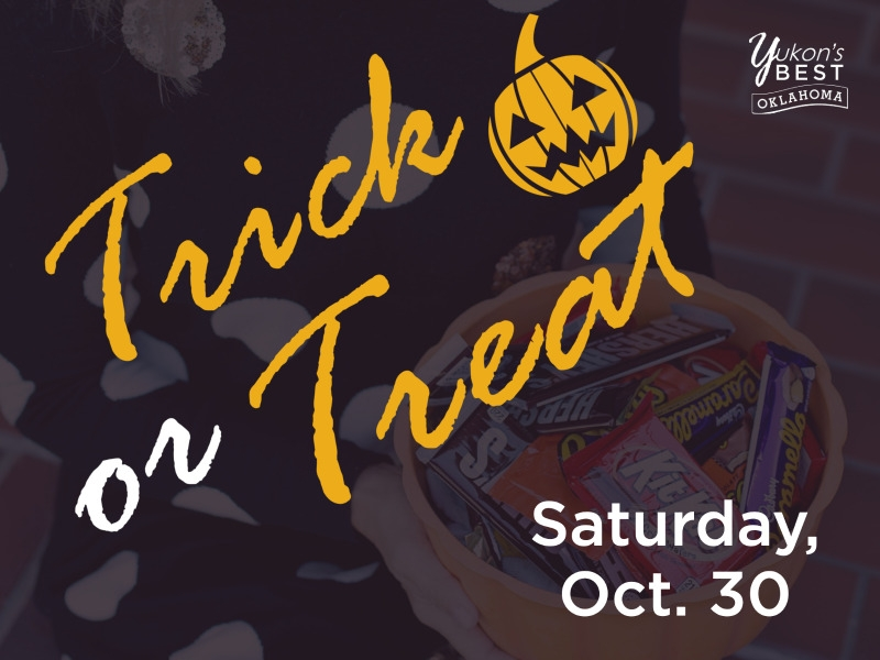 Official Trick-or-Treat Night