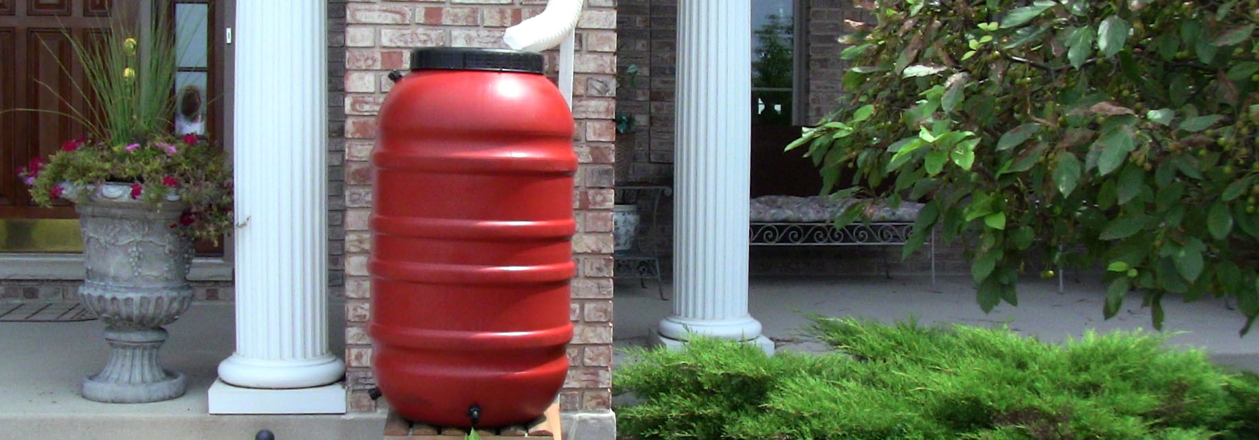 Discounted Rain Barrels Offered to Conserve Water