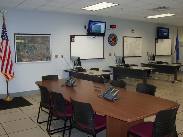 Yukon Emergency Management EOC