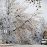 Ice Storms and Power Outages