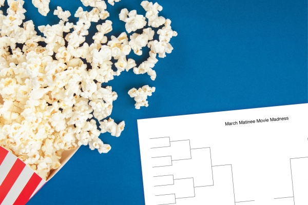 March Movie Matinee Madness
