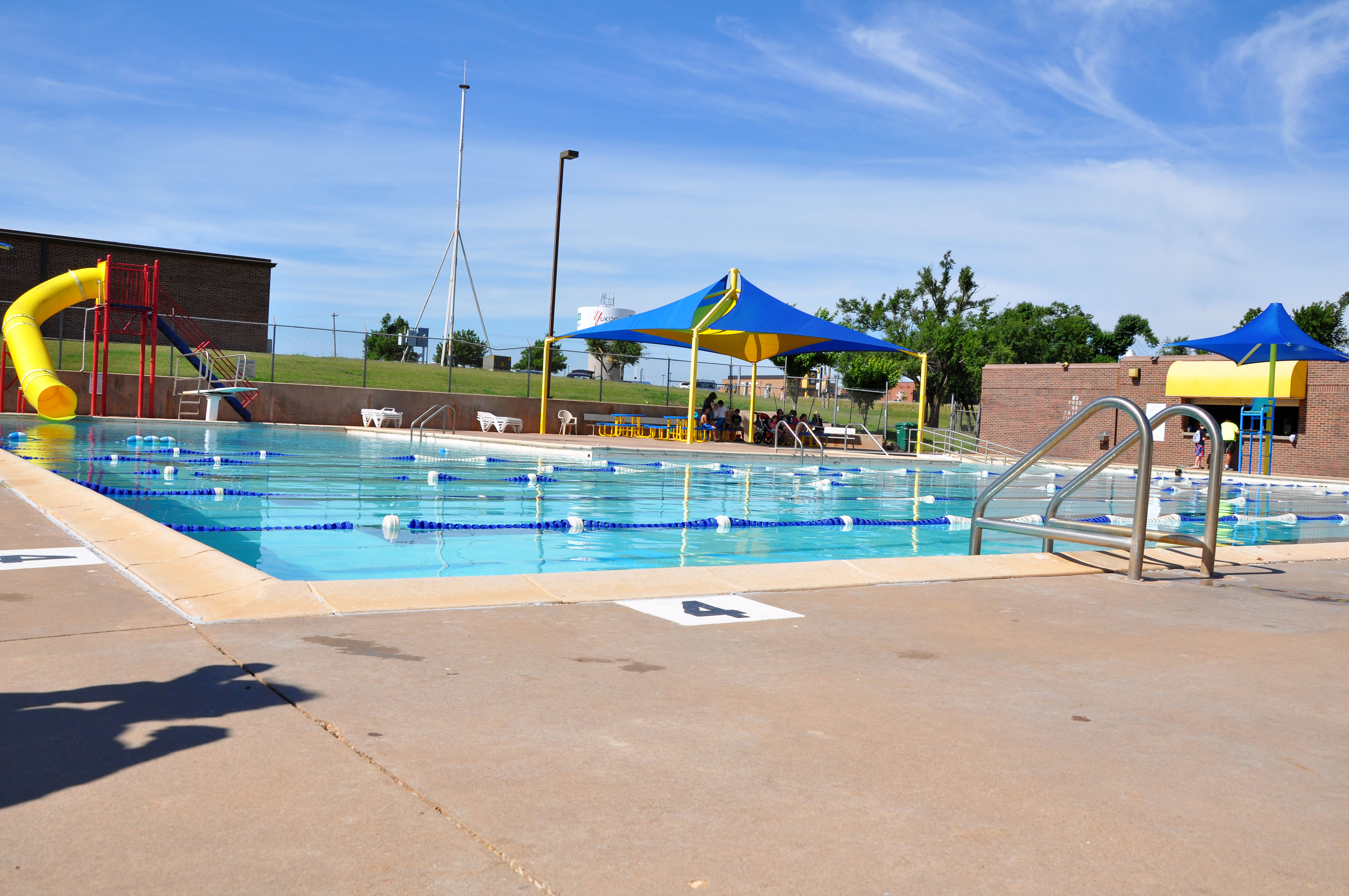 City Splash Pool Opens Saturday, June 20
