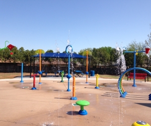 Sunrise Splashpad - OPEN