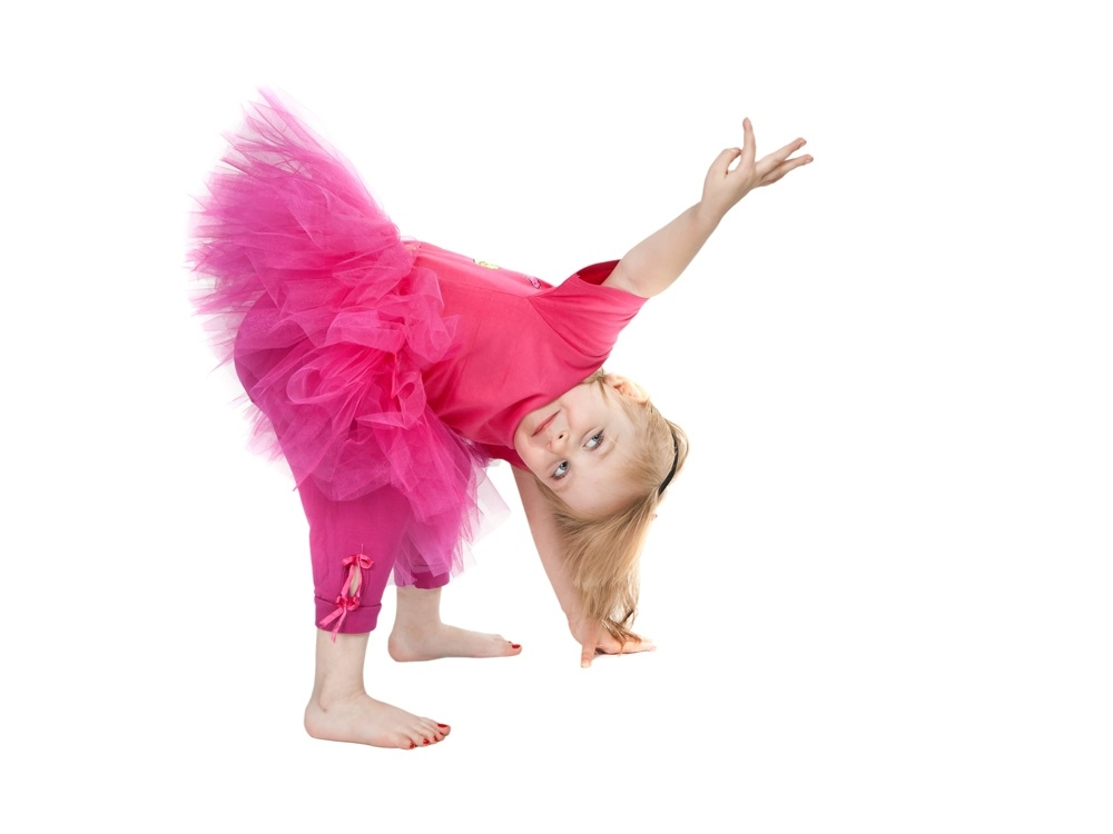 Tumbling Tots Level I Session I