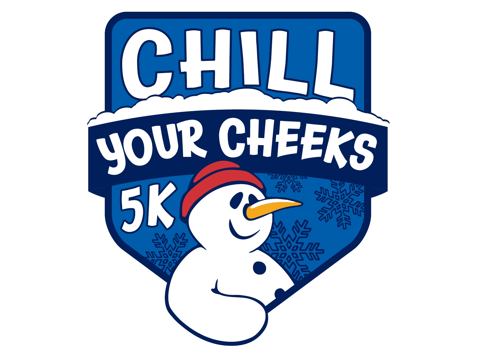 Chill Your Cheeks 5k and Jingle Walk