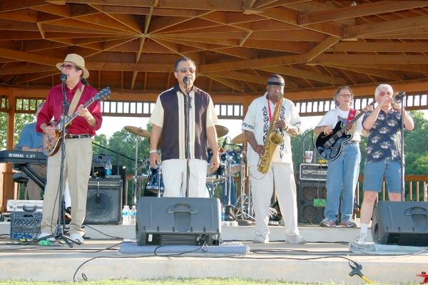 Concerts in the Park: Opening Night!