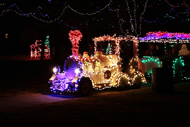 Okc Christmas Events.City Of Yukon