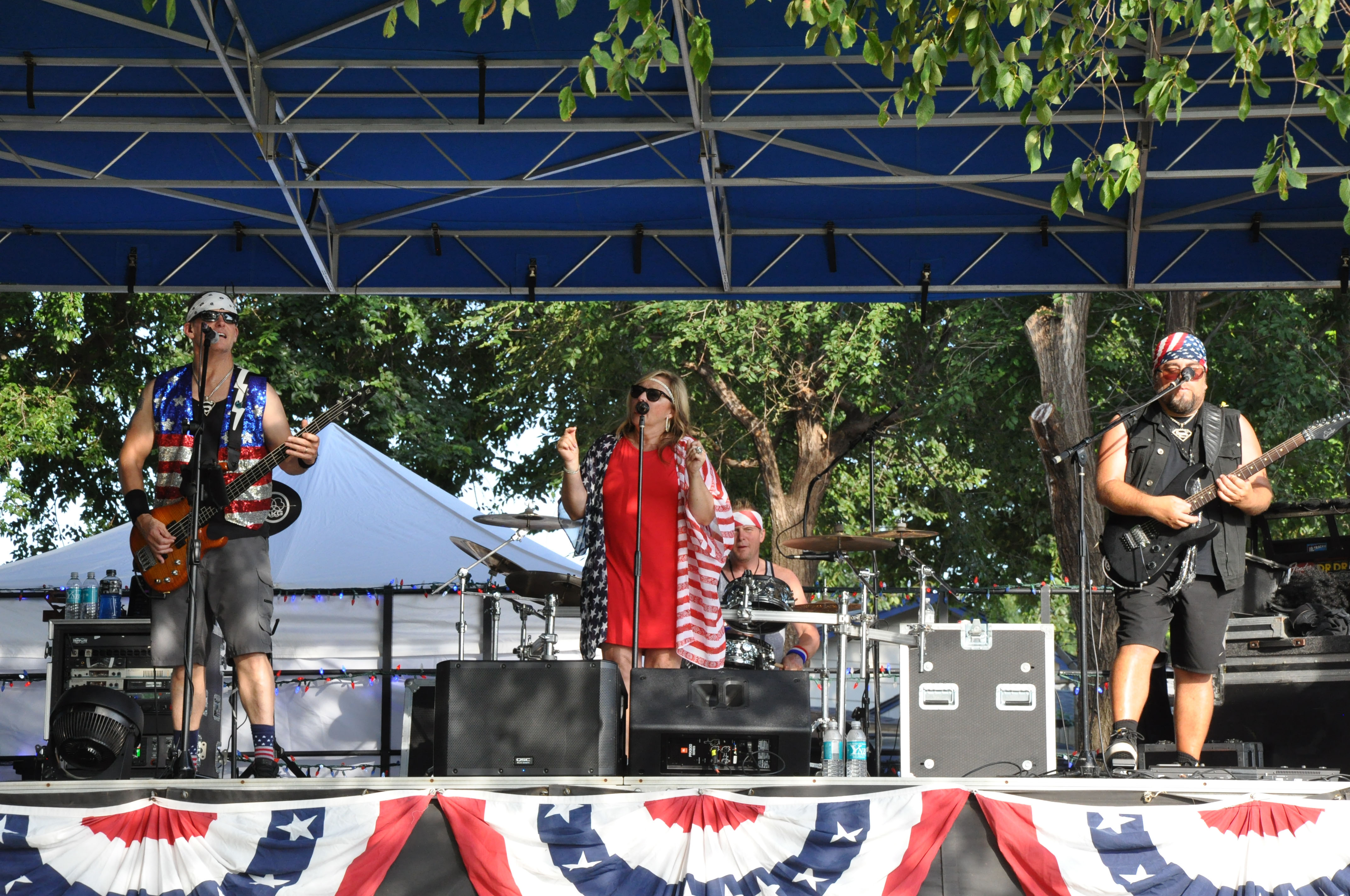 Fireworks, Food and Fun at Yukon's Freedom Fest