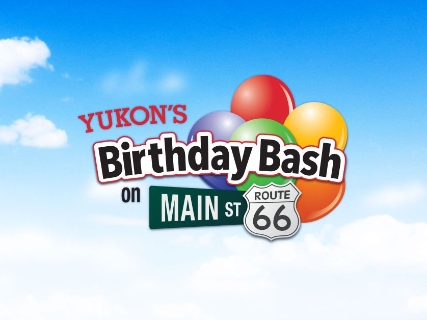 Yukon's Birthday Bash on Main Street