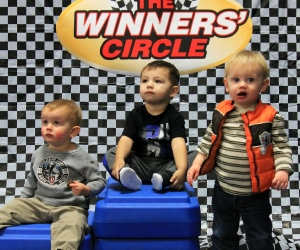 """""""Diaper Dash"""" Baby Crawl   and Toddler Trot Contests"""