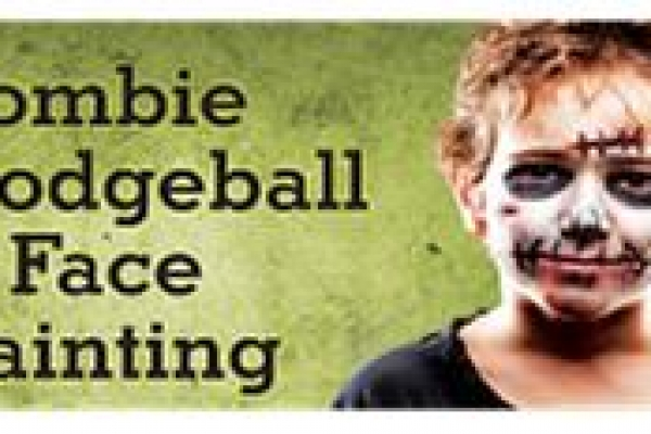 Zombie Dodgeball & Face Painting