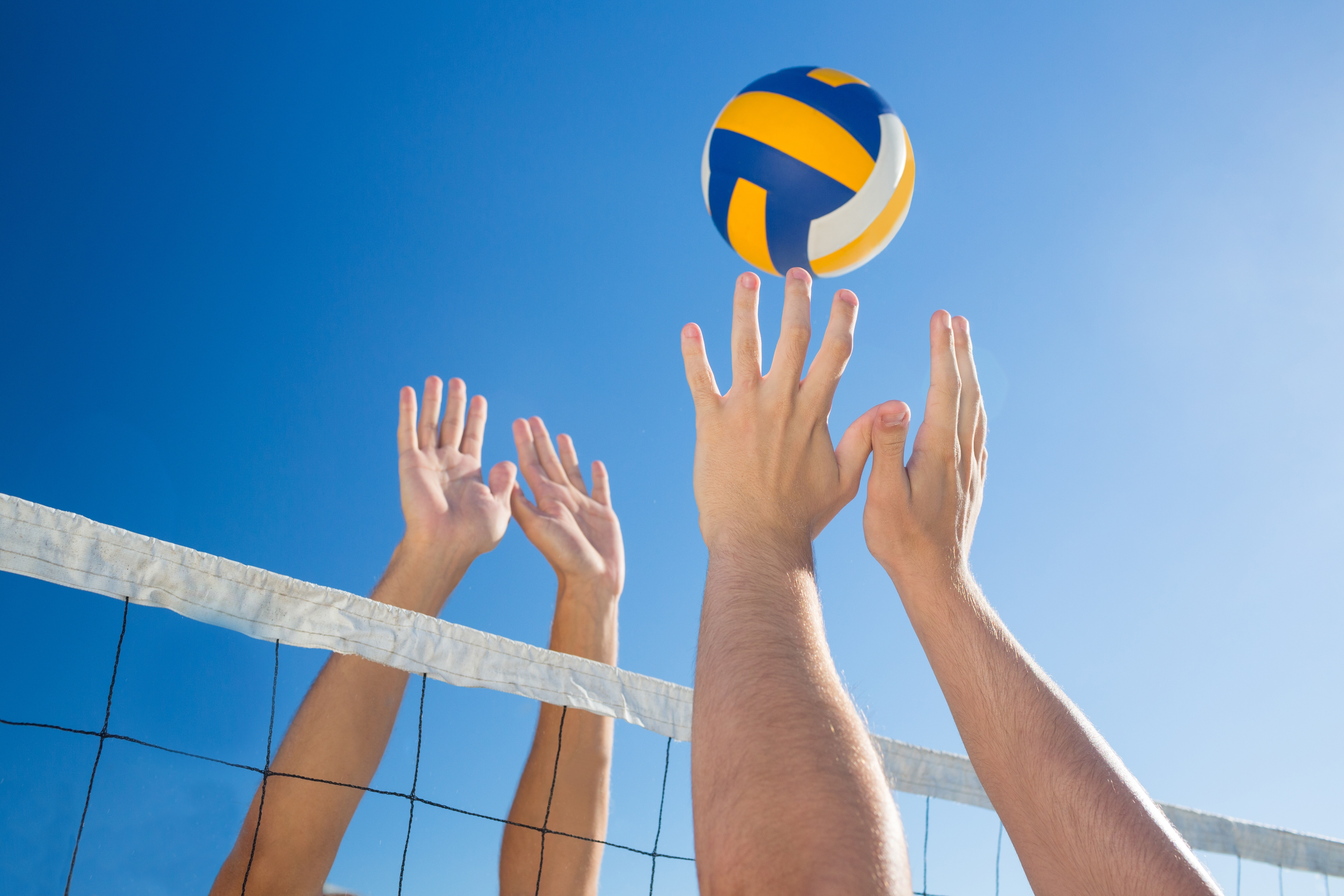 Draw Triples Volleyball Tournament to be held at Jackie Cooper Gym