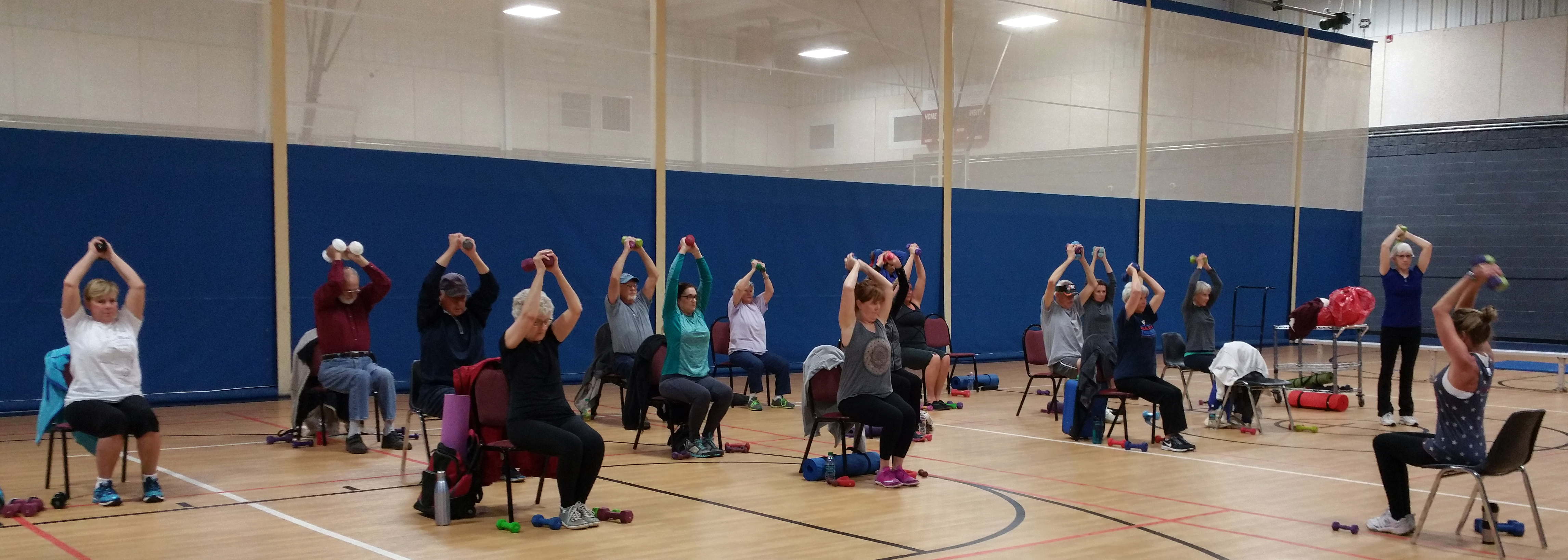 Parks & Recreation Announces New Winter Fitness Classes