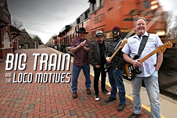 Concerts in the Park - Big Train and the Loco Motives