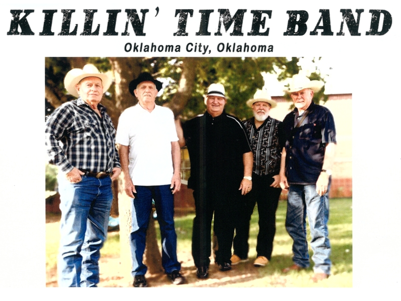 Concerts in the Park - Killin' Time Band