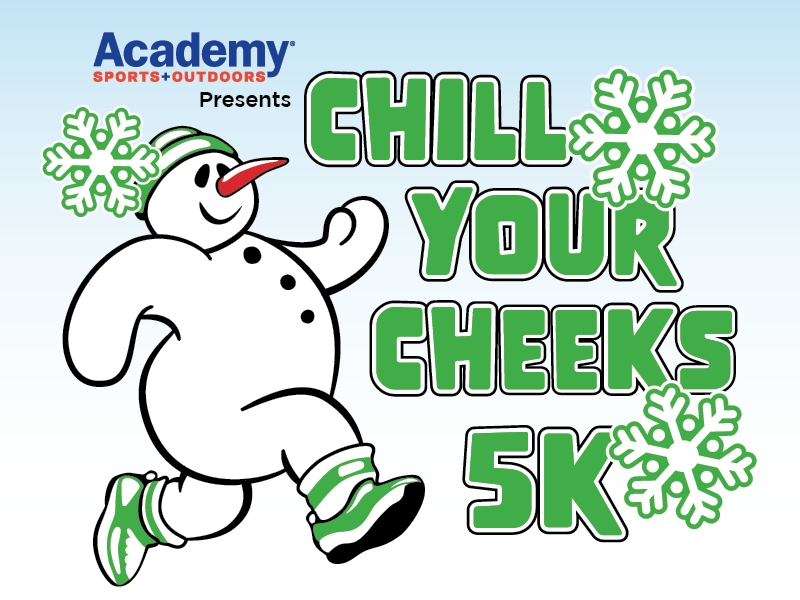 Chill Your Cheeks 5K Run