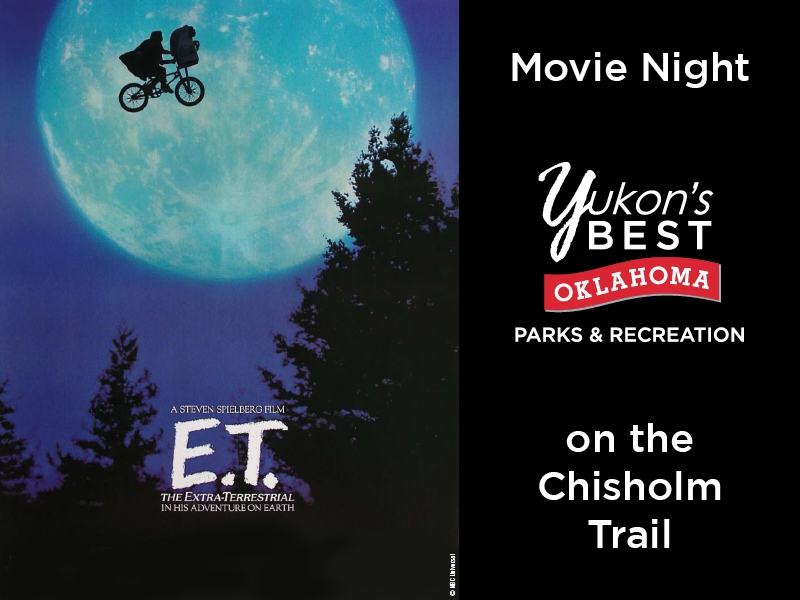 Movie Night on the Chisholm Trail - ET