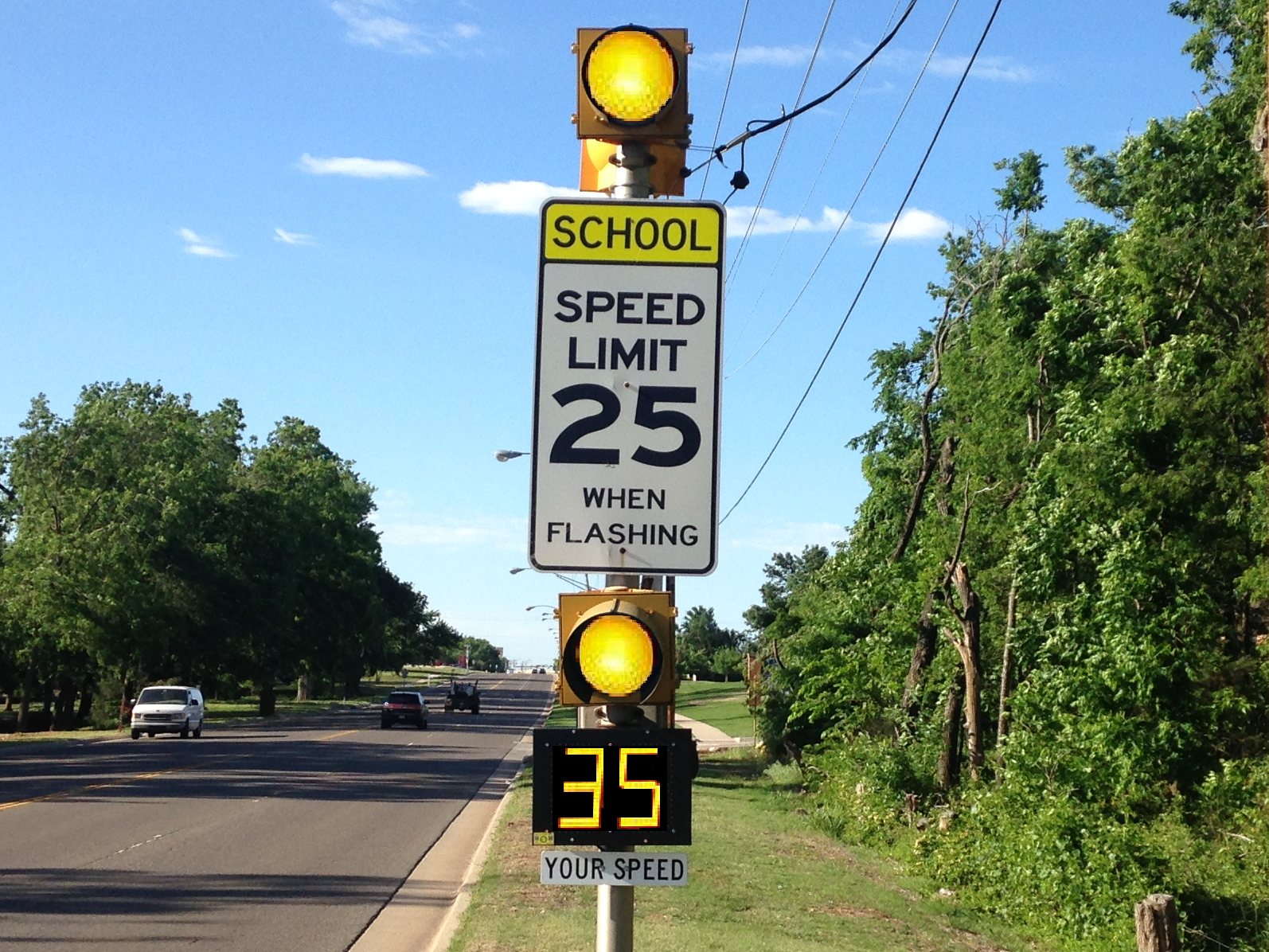 2017 2018 School Zone Schedule Announced City Of Yukon