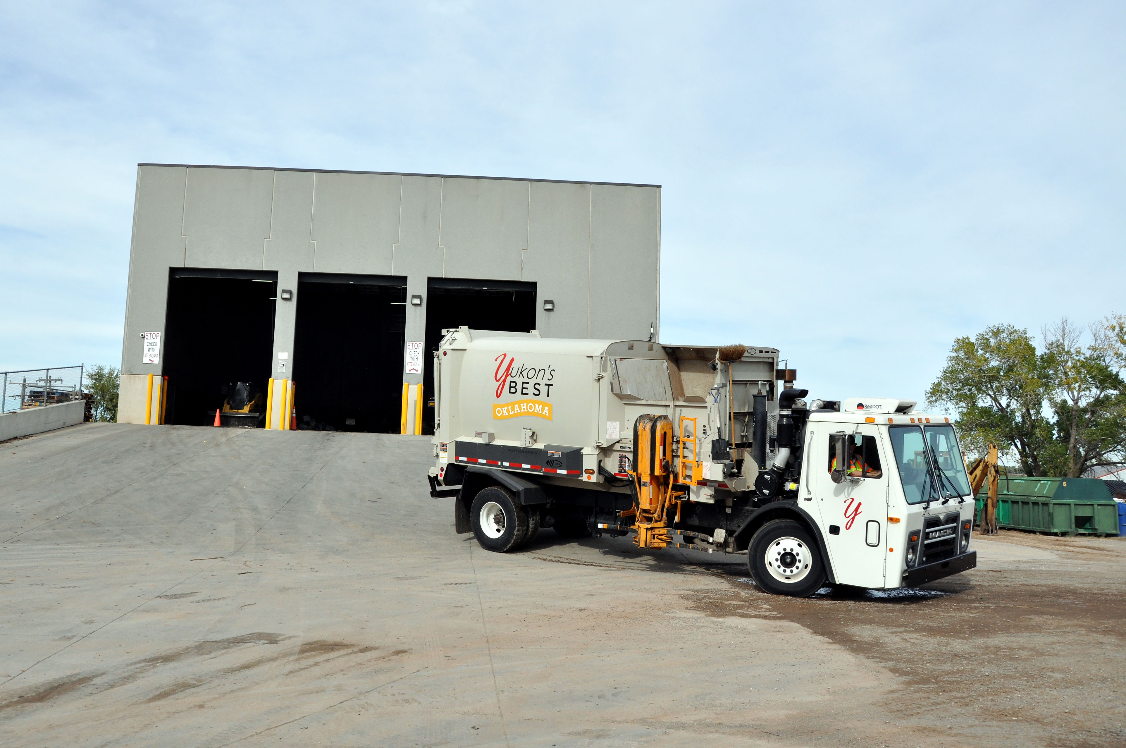 Yukon Transfer Station, Recycling Center Resumes Normal Hours
