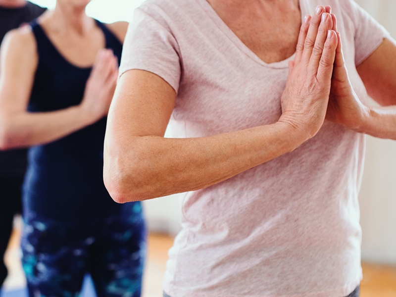 Tai Chi for Seniors: Moving for Better Balance