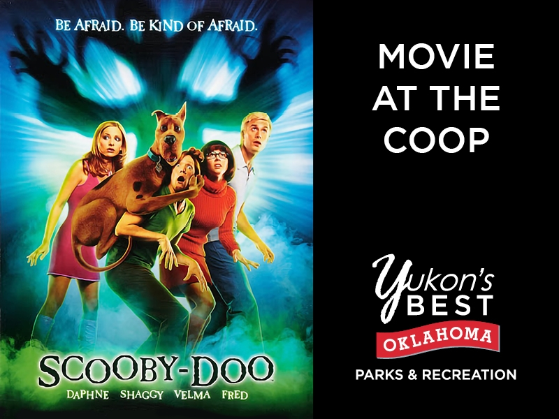 Movie at the Coop - Scooby-Doo