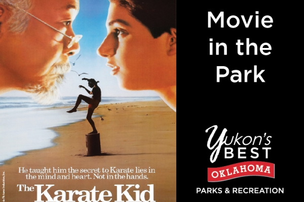 Movie in the Park - The Karate Kid