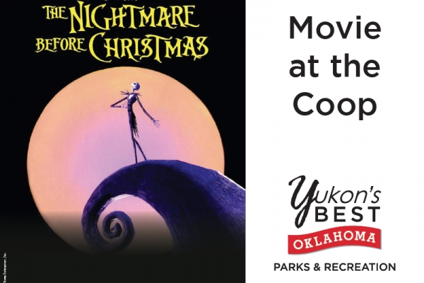 Movie at the Coop-The Nightmare Before Christmas